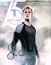 Sam Claflin Autograph Signed Photo - Hunger Games